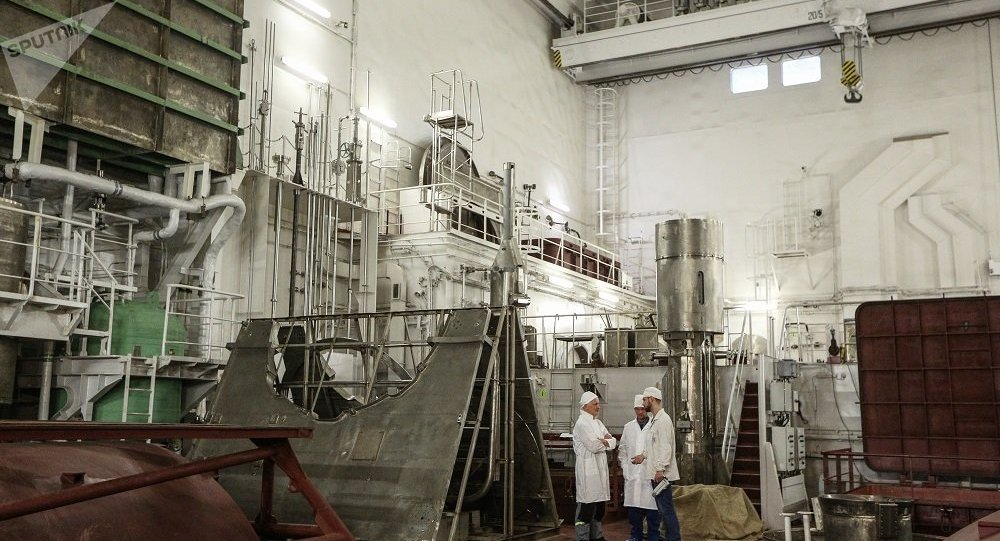 俄技術監督局發放世界首座浮動核電站裝置的運營執照