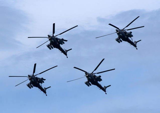 俄國防部已訂購76架蘇-57戰機和98架米–28NM武裝直升機