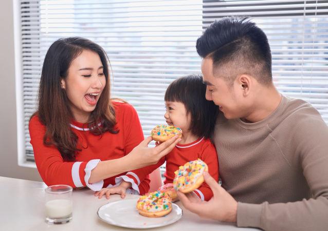 醫生指出孩子飲食中的主要誤區