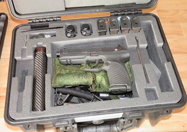 「蟒蛇」手槍