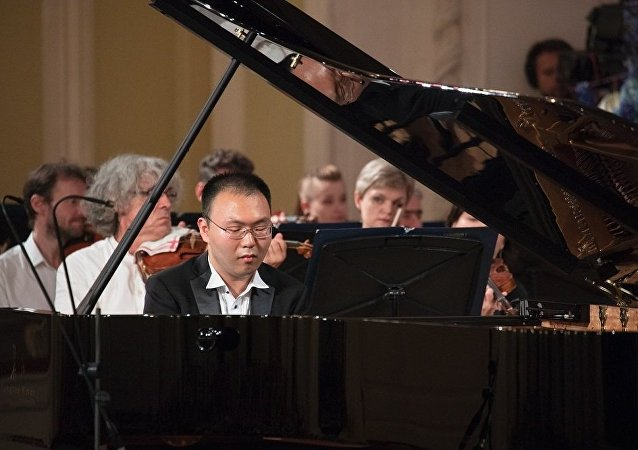 中國鋼琴家安天旭將在符拉迪沃斯托克獻藝