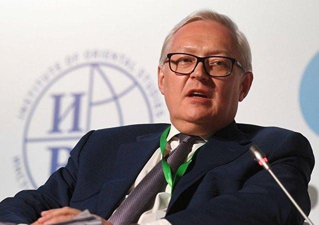 謝爾蓋·里亞布科夫
