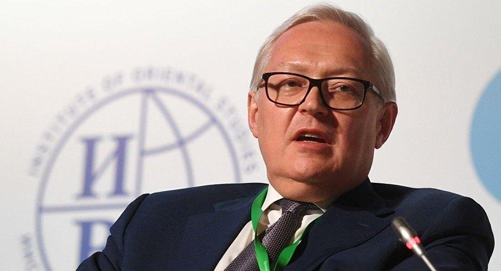 俄外交部副部長里亞布科夫
