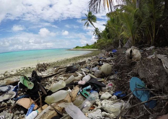 越南制定關於至2030年減少海洋塑料垃圾的國家行動計劃