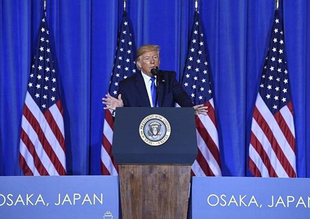 特朗普稱與普京進行了精彩討論 俄希望與美國開展貿易
