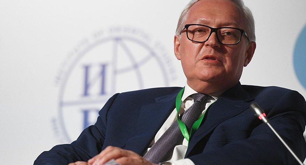 俄羅斯外交部副部長謝爾蓋•里亞布科夫