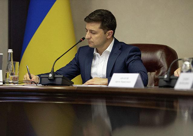 澤連斯基宣稱要使烏克蘭博彩業合法化