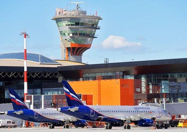 捷克交通部表示,捷克政府允許恢復俄羅斯航空公司航班至7月7日
