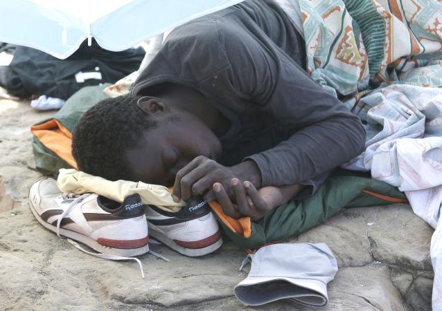 聯合國:今年每45名試圖橫渡地中海的移民中就有1人溺亡