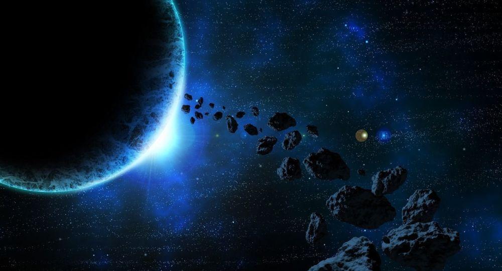 俄科學家:冠狀病毒可能來自太空