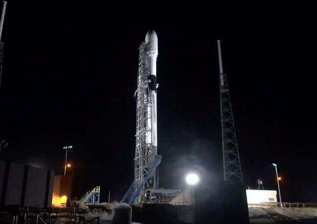 SpaceX公司計劃本週將60顆「星鏈」互聯網衛星送入軌道