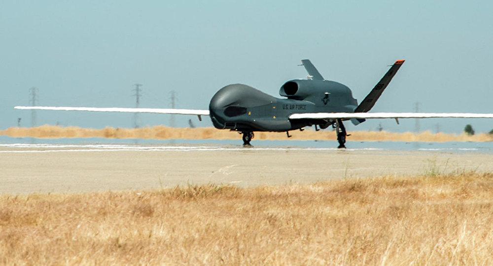 美國無人機在俄西部邊境偵察飛行