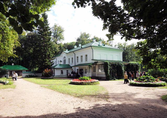 俄羅斯圖拉州「亞斯納亞-波利亞納」莊園博物館(資料圖片)