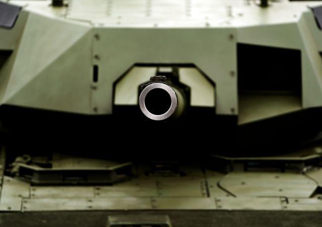 T-14「阿爾瑪塔」坦克