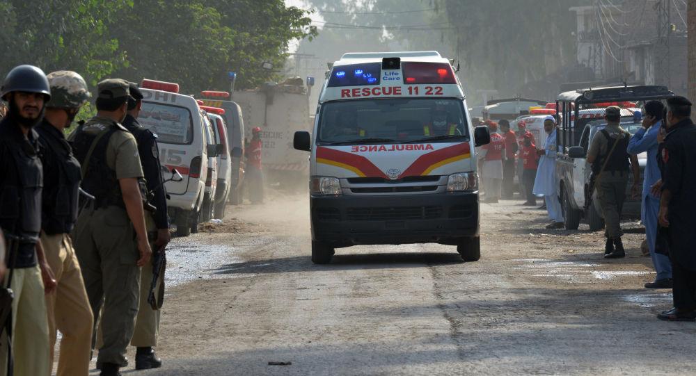 巴基斯坦交通事故致至少14死9傷