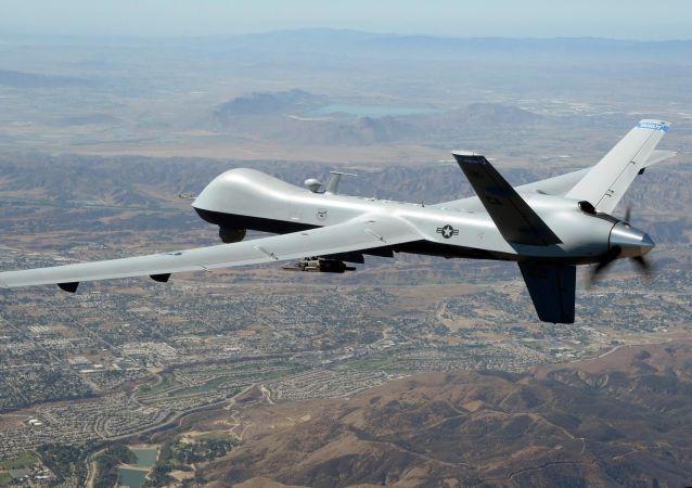 MQ-9「死神」偵察攻擊無人機