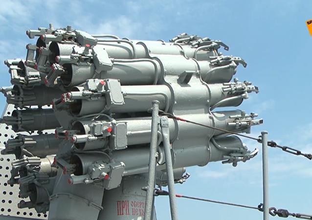 烏美兩國在黑海舉行「海風-2019」演習