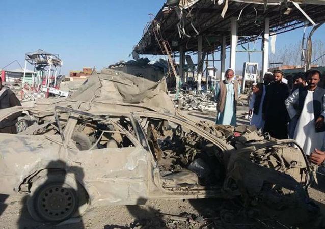 阿富汗爆炸事件傷者人數增至179人