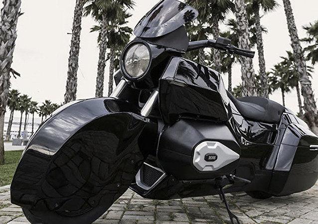 Aurus摩托車