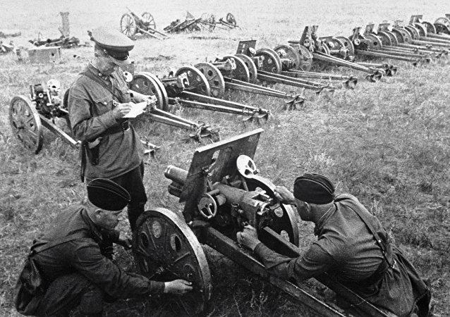 俄專家:1939年簽署的蘇德條約使蘇聯免於與日本交戰