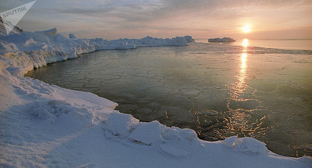 北極冰層融化將導致全球危機