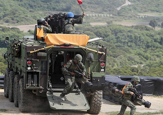 中方對參與售台武器的美國企業實施制裁 將言必行行必果