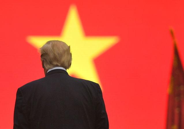 俄媒:美國希望與越南合作對抗中國