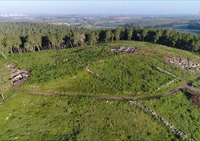 以色列考古學家發現聖經中的洗革拉遺址