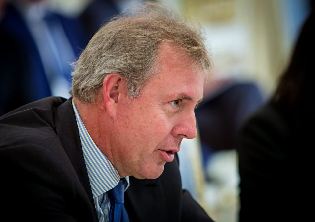 克宮評論英駐美大使通信外洩事件