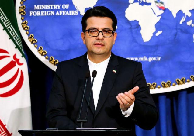 伊朗外交部發言人阿巴斯∙穆薩維