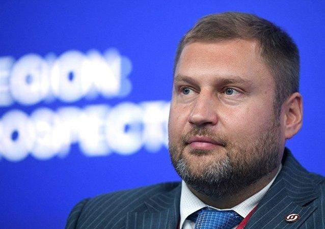 俄羅斯亞洲工業家和企業家聯盟主席曼凱維奇(資料圖片)