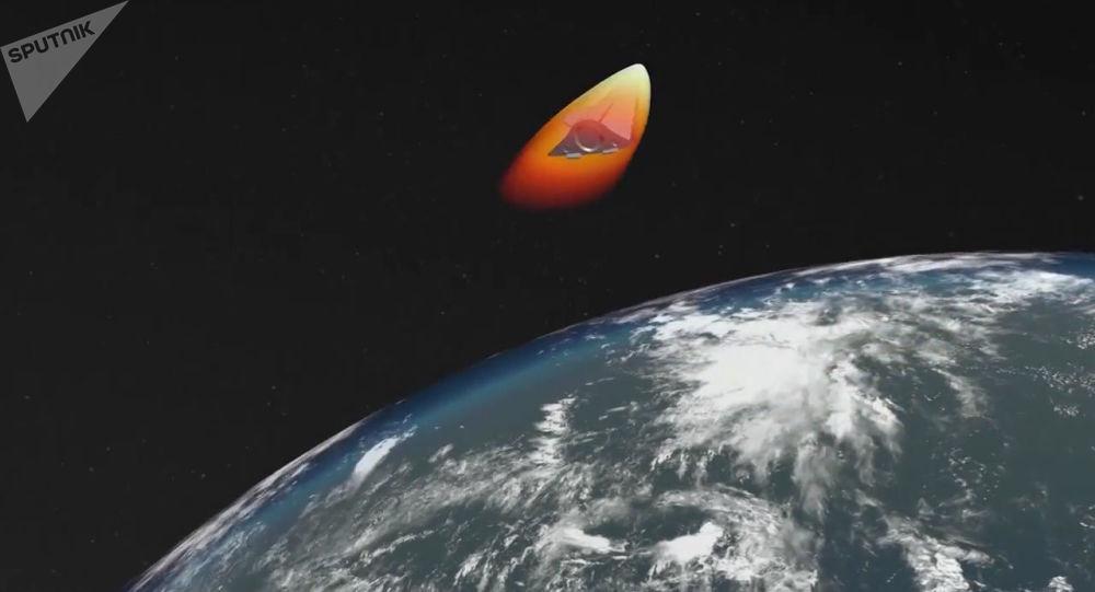 普京:外國數年後才能研制出「先鋒」導彈同類產品