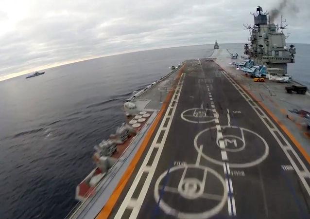 研發建造航空母艦不是當務之急