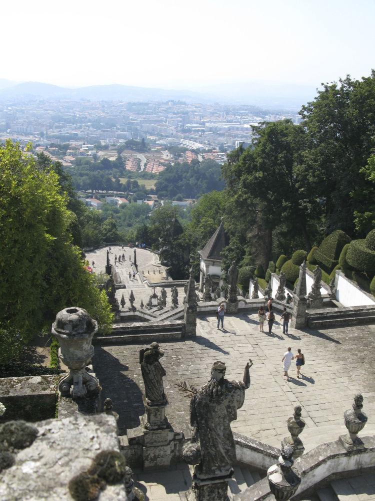 葡萄牙布拉加建築風景綜合體