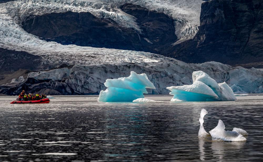 冰島瓦特納冰川國家公園