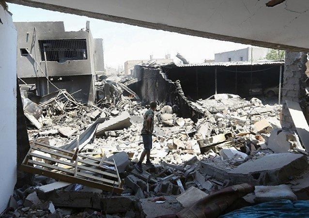 利比亞民族團結政府指責國民軍破壞停火