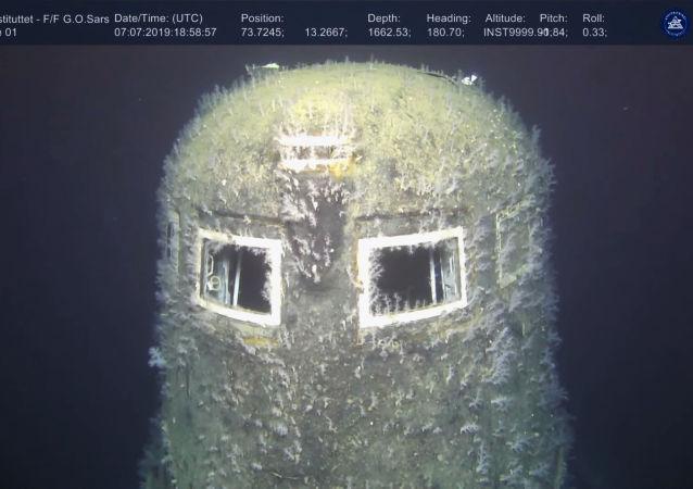 一艘成為美國展品的蘇聯潛艇將被出售