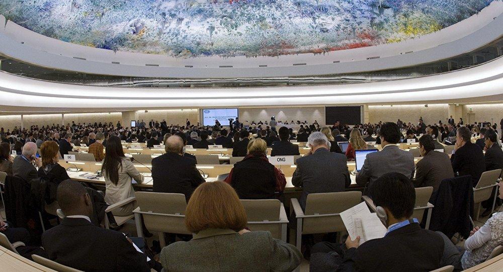 聯合國人權理事會多個成員國散布有關新疆現狀的謊言