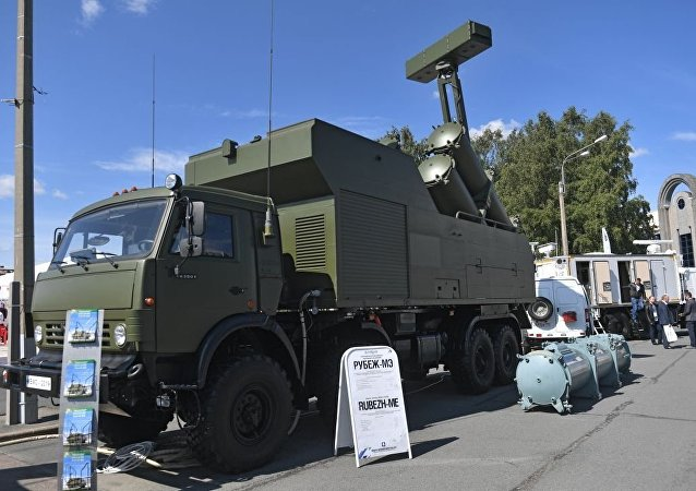 「界線-ME」岸防導彈綜合體