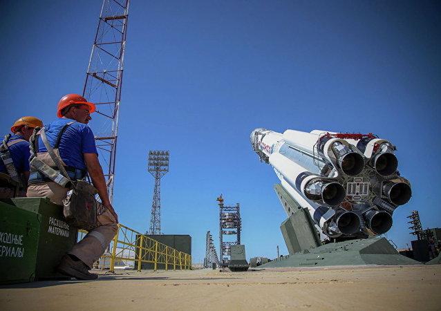 「質子-M」火箭