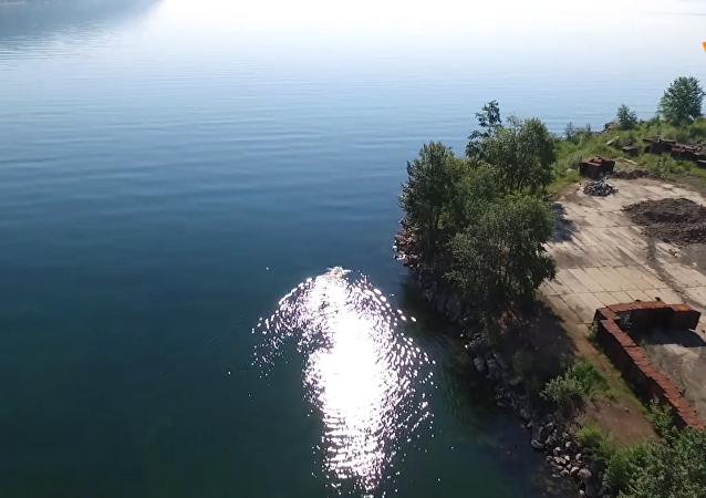 瑞士游泳健將即將開啓800公里穿越貝加爾湖之旅