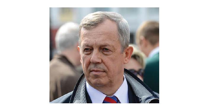 俄羅斯森工和木材出口聯盟總裁米隆·塔茨永