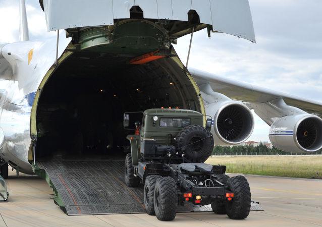 特朗普稱土耳其採購俄S-400系統對美國來說不公平