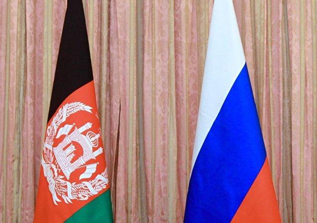 俄羅斯和巴基斯坦的國旗