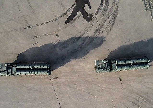 第九架運載俄S-400部件的飛機在土耳其著陸