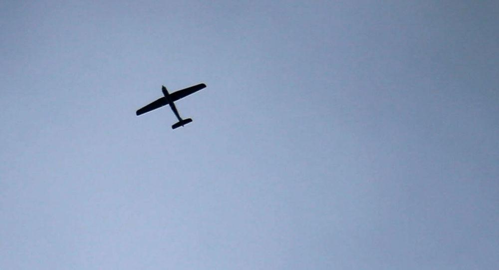 無人機(資料圖片)