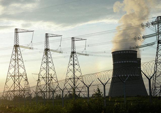 加里寧核電站