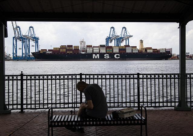 美國因美中貿易戰加大對本國農場主的支持力度