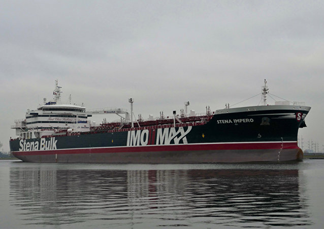 媒體:伊朗當局在本國漁船事件後扣押Stena Impero號油輪