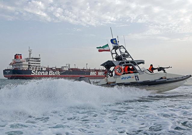 媒體:伊朗證實很快將釋放史丹納帝國號油輪